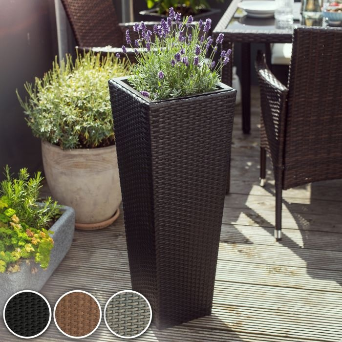 Poliratán, material perfecto para tu jardín