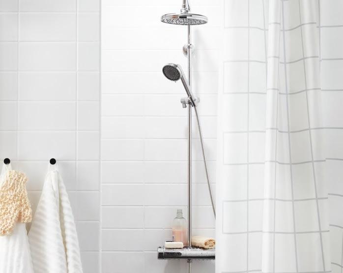 Accesorio ducha IKEA 2021