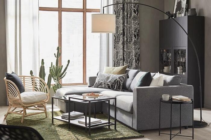 Lámpara de Catálogo IKEA 2021