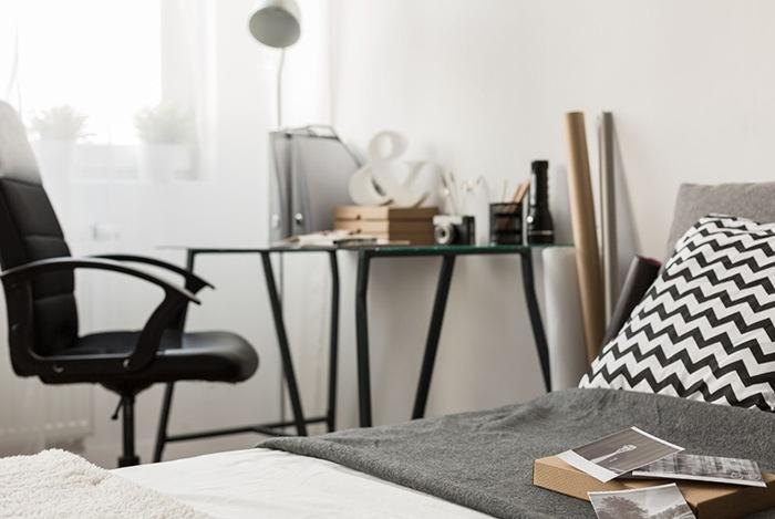 Trabajar desde casa es posible, pero solo con un despacho bien organizado y las técnicas adecuadas