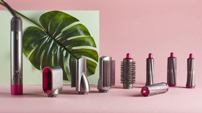 Aparatos eléctricos de diseño para el pelo