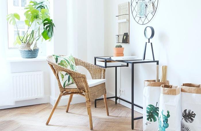 Cómo organizar tu hogar para crear una oficina productiva
