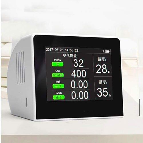 Detector de calidad de aire