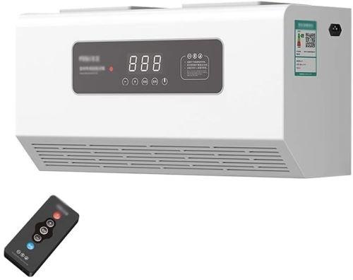 Máquina de ozono desinfectante para pared