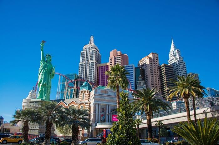 Las Vegas, un viaje a la meca de los casinos