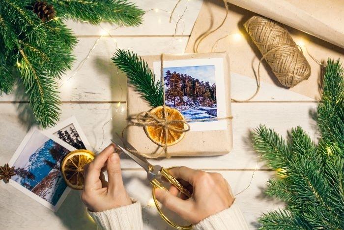Personaliza tus envoltorios de regalo
