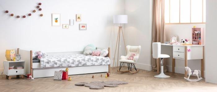 Silla de escritorio para dormitorio infantil para regalar en Navidad