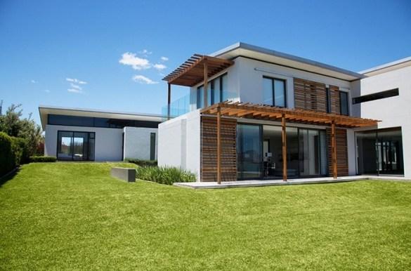 jardin casa cesped artificial