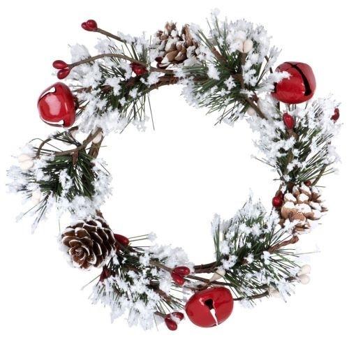 Corona para decorar tu hogar en Navidad Maisons du Monde