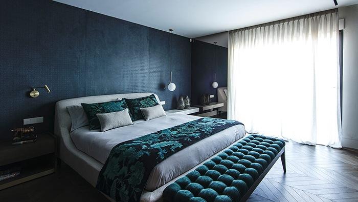 dormitorio santuario descanso