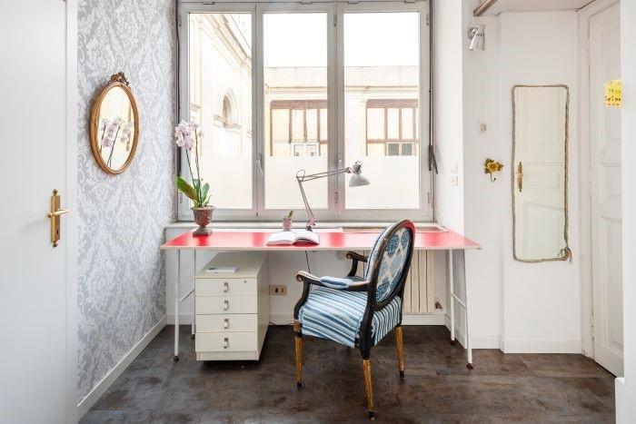 Alojamiento de Airbnb para largas estancias con zona de trabajo