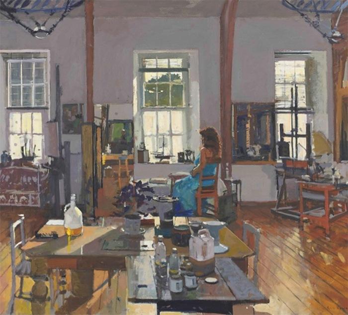 La Portland Gallery de Londres