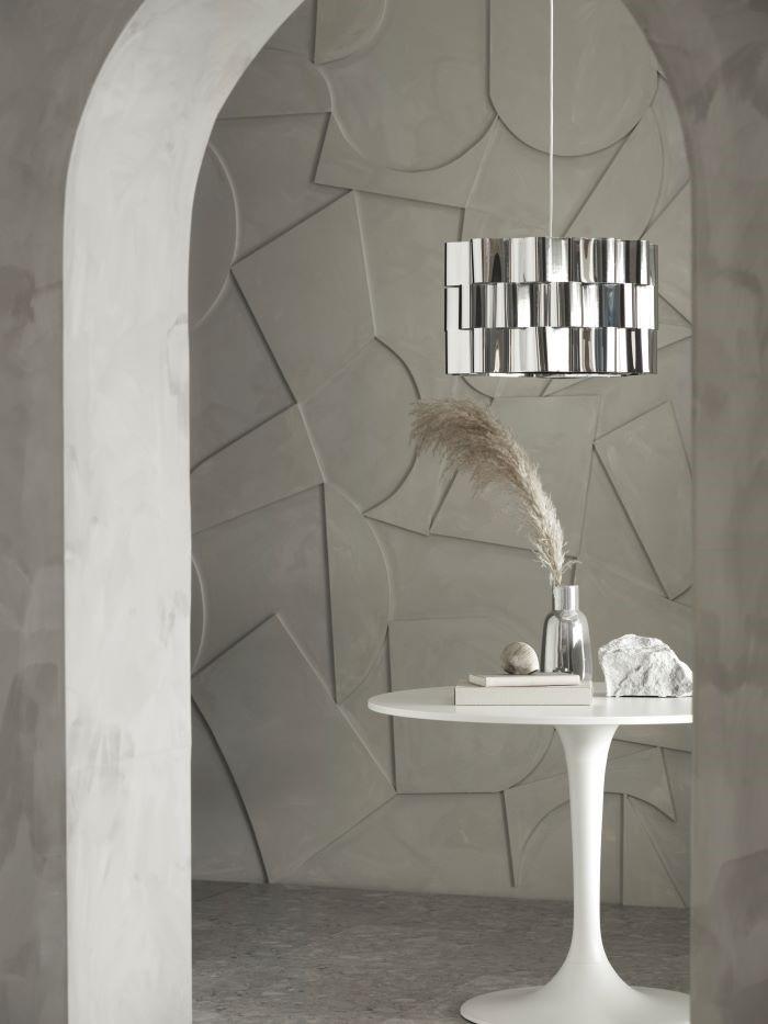 Pantalla de lámpara moderna de IKEA