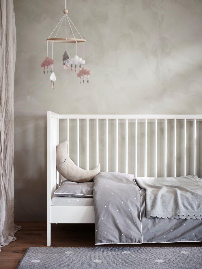 Ropa de cama para bebé de IKEA