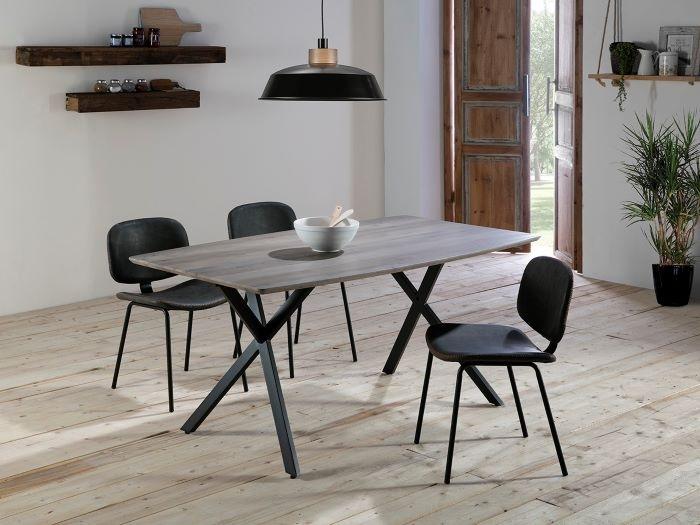 Silla Ares para combinar con una mesa en tu salón