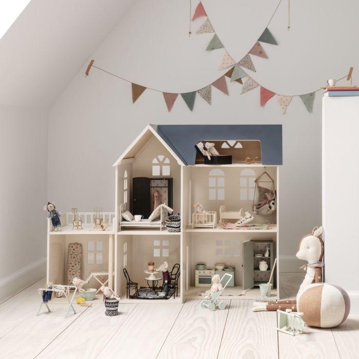 Juguete de casa de muñecas para niños