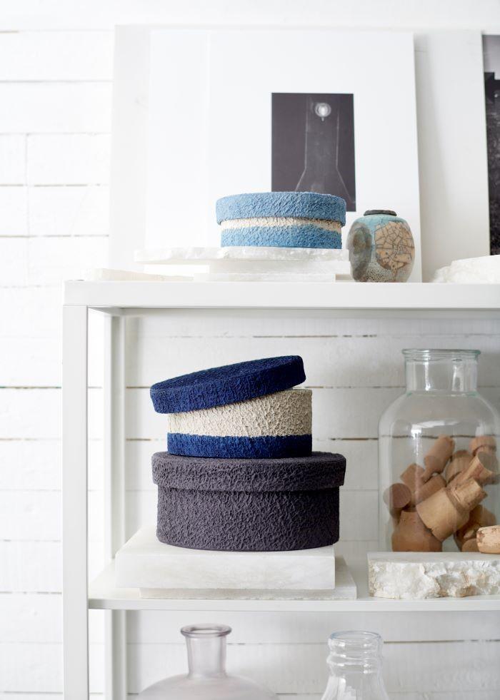 Cajas para guardar cosas en casa de IKEA