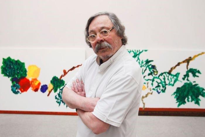 Fallece Alberto Corazón, artista español del diseño, pintura, escultura y fotografía
