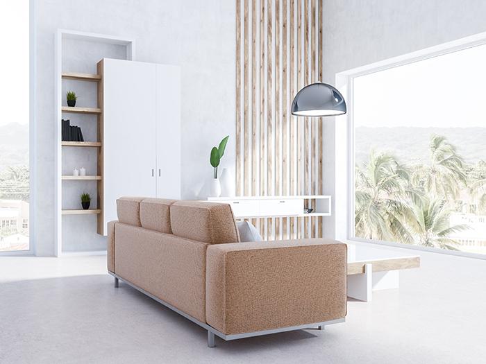 Muebles robotizados: en un espacio pequeño también se vive a lo grande