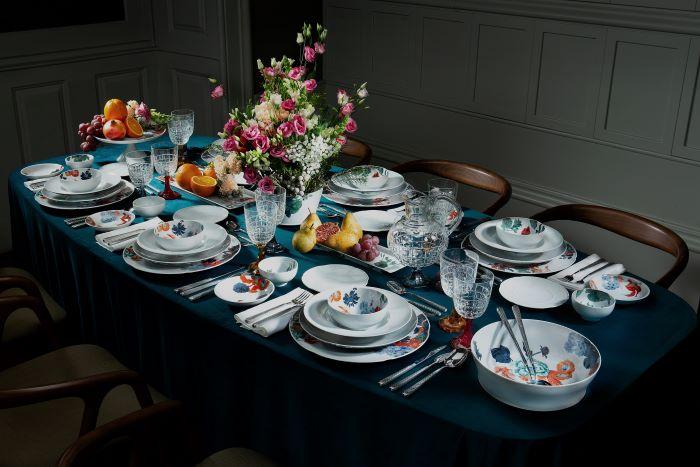 Ideas de decoración primaveral para tu mesa