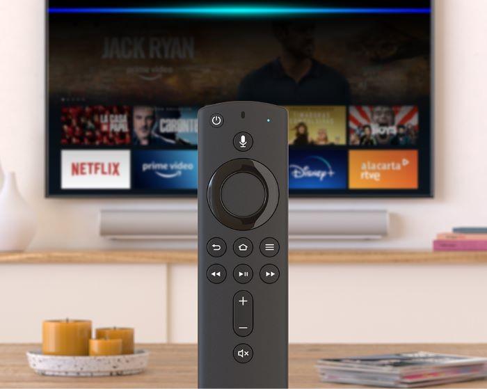 dispositivo de amazon device para la televisión