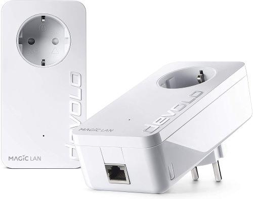 Módulos de 2 adaptadores wifi para tu hogar, un regalo perfecto para el teletrabajo de tu padre, de Leroy Merlín