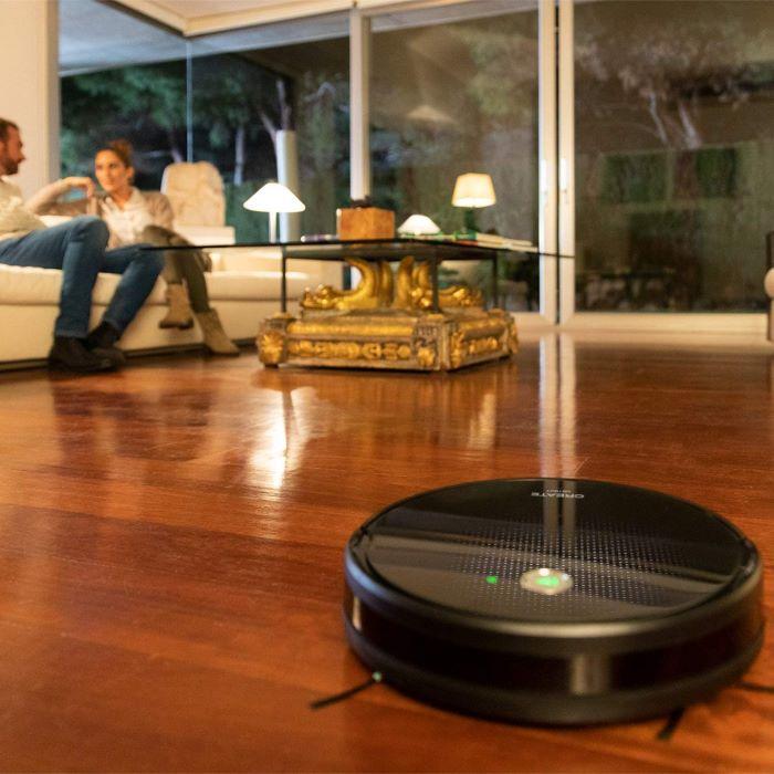 Robot-aspirador-Create-Ikohs-Netbot-S15 para limpiar tu hogar especialmente con mascotas