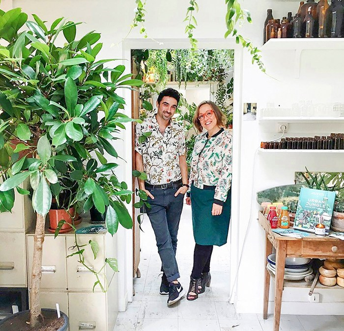 Libros: Urban Jungle: Living and Styling with Plants