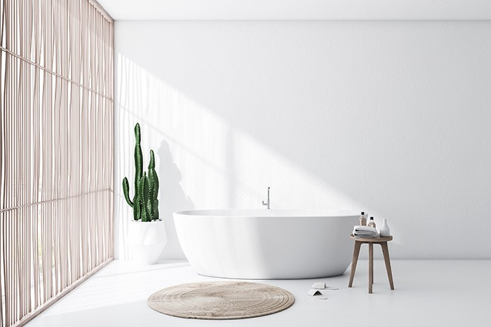 Estas ideas harán que tu pequeño baño resulte más espacioso