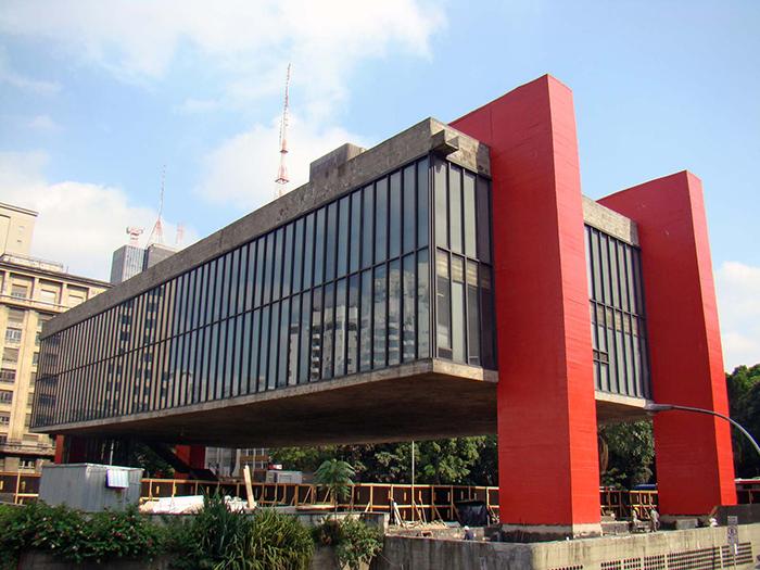 edificio museo artes