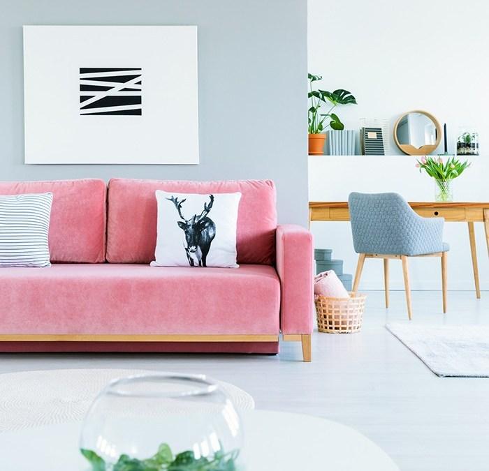 Cómo cambiar el ambiente de tu hogar sin grandes gastos