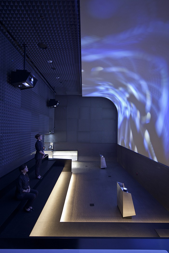 roca madrid gallery video