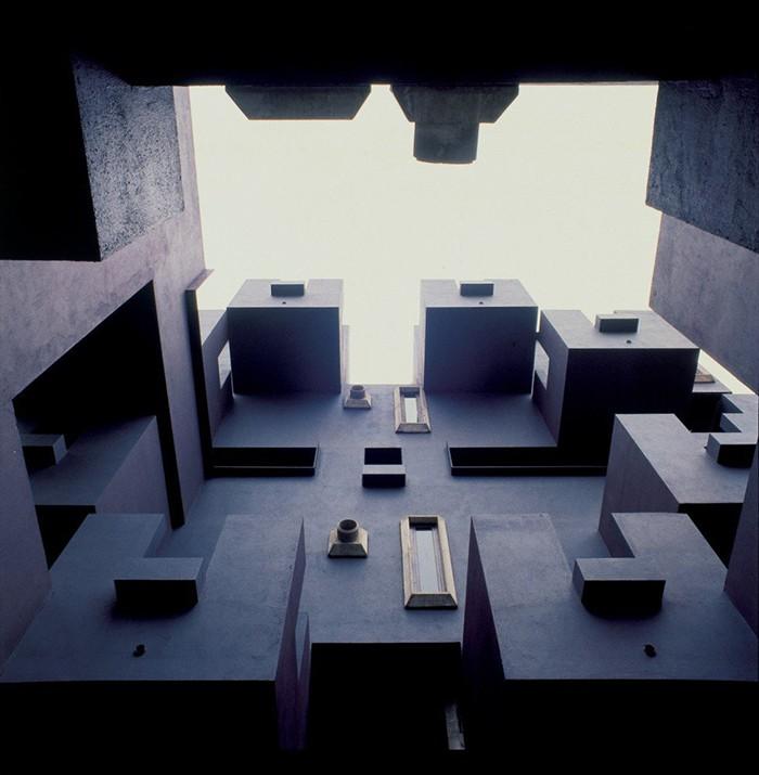 Castillo de Kafka arquitectura