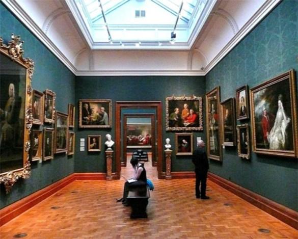 National portrait gallery Londres