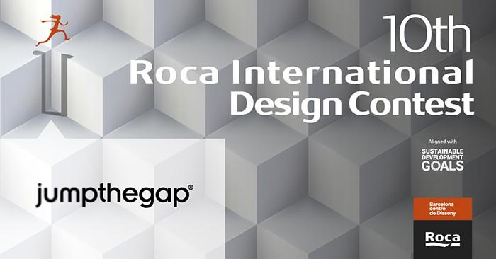 Roca lanza la décima edición de su concurso internacional de diseño,jumpthegap®