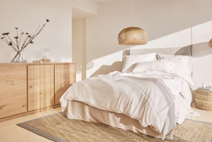 Diseño de un dormitorio SLOW de Westwing