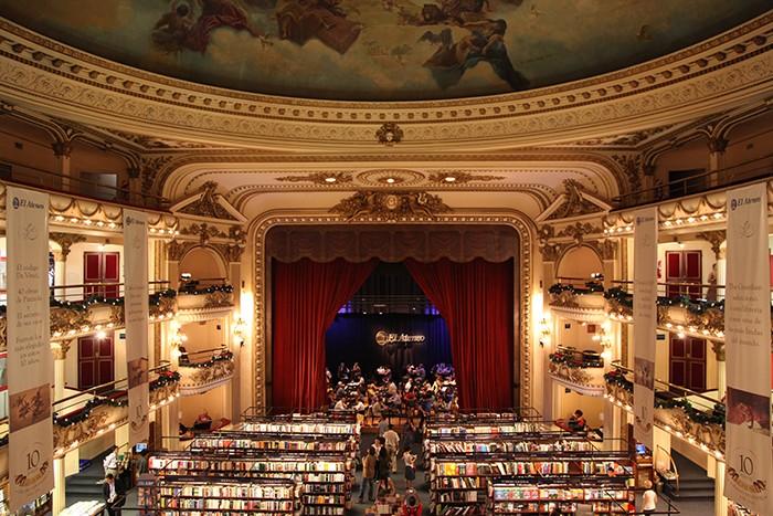 libreria teatro