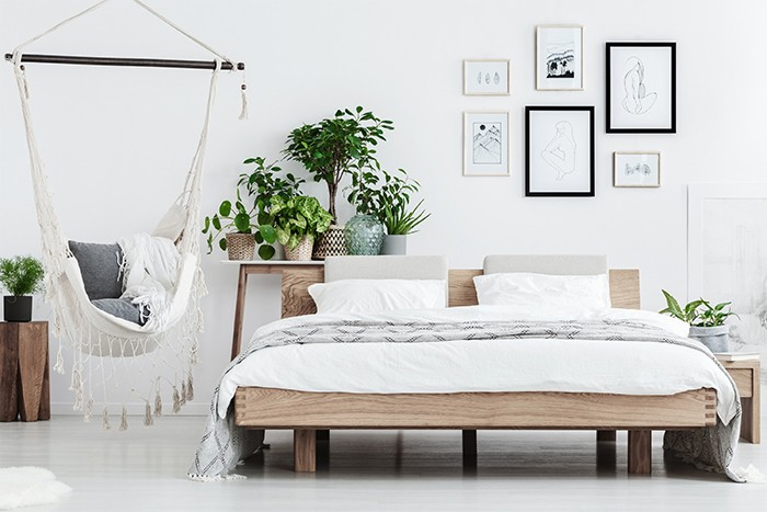 Las mejores ideas para la decoración de un dormitorio pequeño