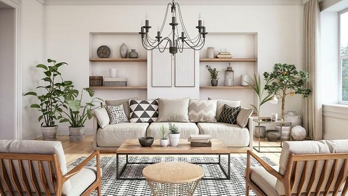 sofa provenzal