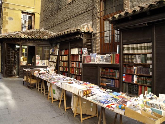 libreria segunda mano madrid