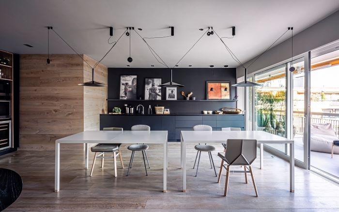 Tres propuestas de diseño de cocinas para tres hogares diferentes