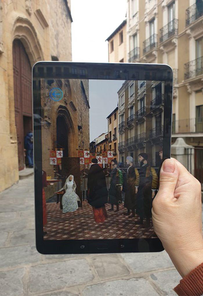 Proyecto digital en Segovia