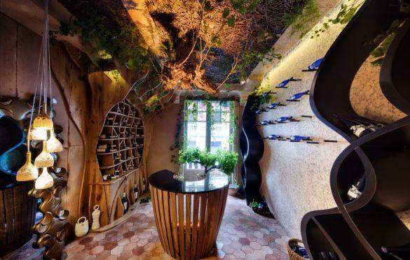 Casa Decor 2021. Espacio Grupo Buk por Martha Mesa. Luis Hevia