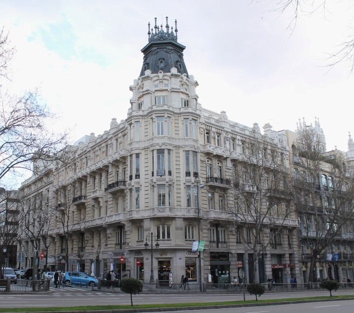 vivienda calle alcala madrid