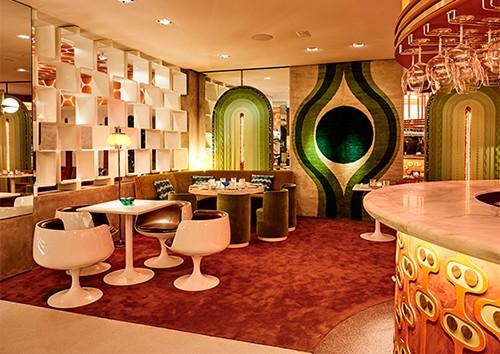interior club sushita