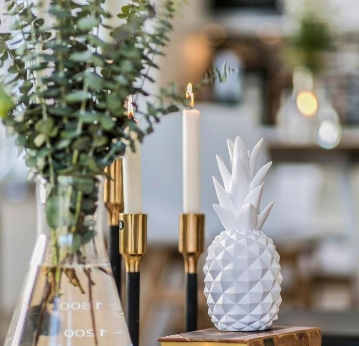Tips para decorar una mesa de centro