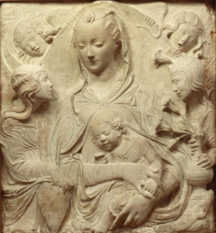 virgen angeles museo thyssen