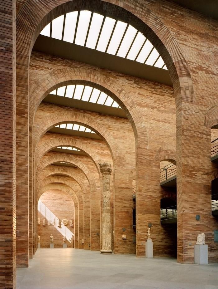 Arcos museo romano merid