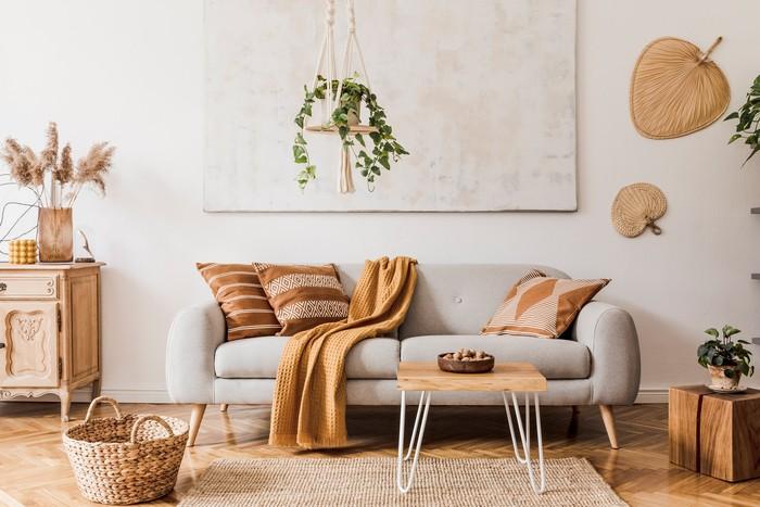 Las 9 plantas colgantes de interiores más fáciles de cuidar