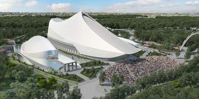 Santiago Calatrava, la forma humana en la arquitectura